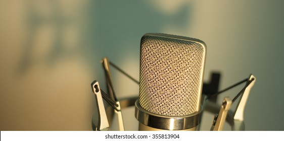 Voiceover Images, Stock Photos & Vectors | Shutterstock