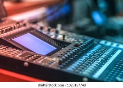 Audio and Video Editing Machine
