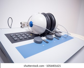 audiometer is specialized equipment, which is used for identification of hearing loss in individuals, and the quantitative determination of the degree and nature of such a loss in the Ear department