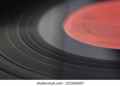 Audiophiles listen to vinyl