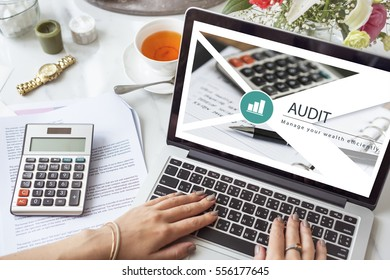 Audit Wealth Investment Finance Economy Concept