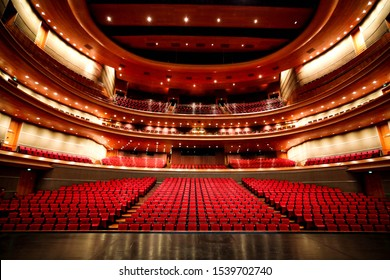 Auditorium Theatres in Beijing China 2019