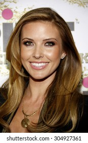 Audrina Patridge at the Mr. Pink Ginseng Drink Launch Party held at the Regent Beverly Wilshire Hotel in Beverly Hills, USA on October 11, 2012.
