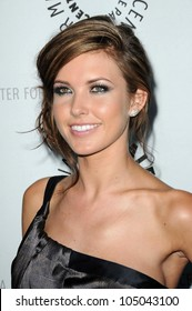 Audrina Patridge  at 'The Hills' presented by the Twenty-Sixth Annual William S. Paley Television Festival. Arclight Cinerama Dome, Hollywood, CA. 04-21-09