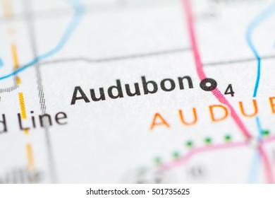 Audubon Iowa Map.Audubon Iowa Usa On Map Stock Photo Edit Now 1120548794 Shutterstock