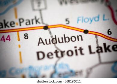 Audubon. Minnesota. USA