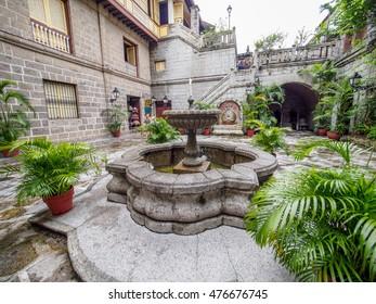Aug 28, 2016 Casa Manila museum in Manila, Philippines