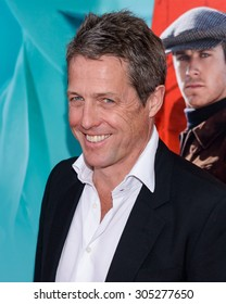 """August 10, 2015, New York, New York, USA - Hugh Grant attends the New York City premiere of """"The Man From U.N.C.L.E."""" at the Ziegfeld Theater"""