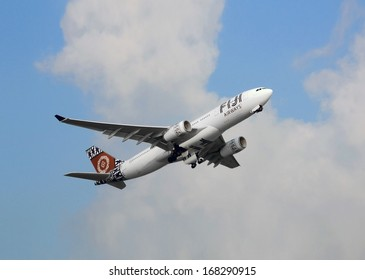 Fiji Airways Images, Stock Photos & Vectors | Shutterstock