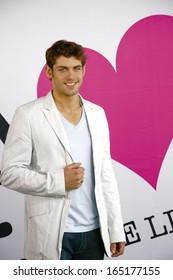 """AUGUST 18, 2008 - BERLIN: Roy Peter Link during a photocall for the upcoming start of the new tv production (telenovela) """"Anna und die Liebe"""" (Anna and Love) in Berlin."""