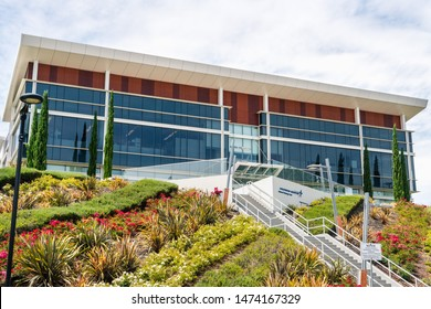 August 5, 2019 Palo Alto / CA / USA - Lockheed Martin Advanced Technology Center (ATC) located in Silicon Valley; it is the R&D center of Lockheed Martin Corporation