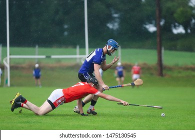 August 9th, 2019, Carrignavar, Ireland - J. A. Hurling Championship: Sarsfield VS Watergrasshill