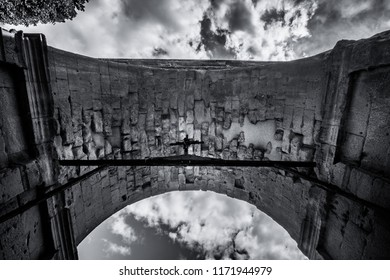 August Arch, Aosta (Aosta Valley)