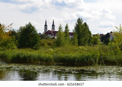 Augustow in summer, Podlasie, Poland