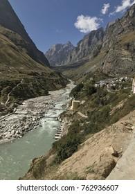Auli , Uttarakhand , India ,10-05-2017