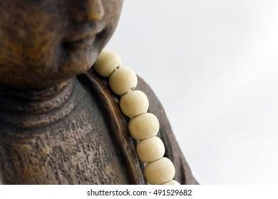 Aum Shanti Buddha detail 2