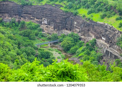 Aurangabad cave, India