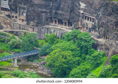 Aurangabad Caves, India.