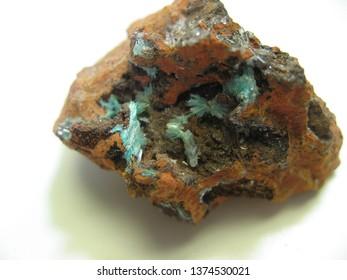 Aurichalcite mineral specimen samples