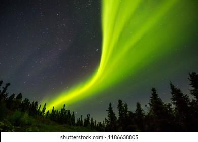 Aurora Alaska 2018 autumn