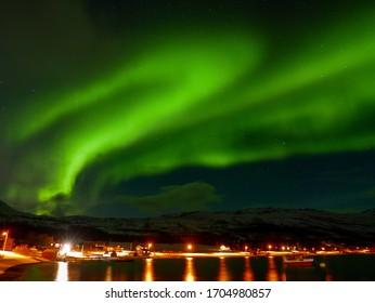 Aurora Borealis in north Norway