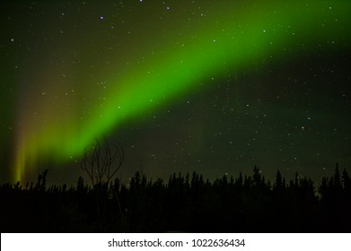 Aurora Fairbanks Alaska