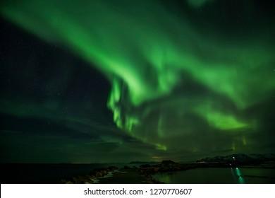 Aurora  Gimsoya /Lofoten