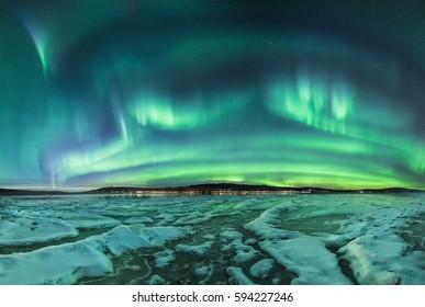 aurora norway Trondheim