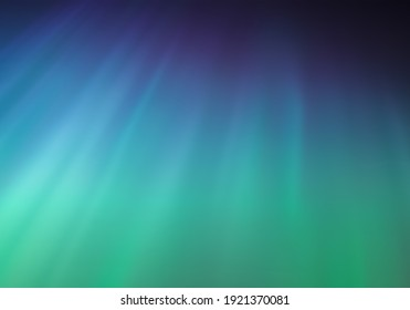 Aurora Space Background. Colorful Abstract Light on sky. Beautiful colors and Northern lights