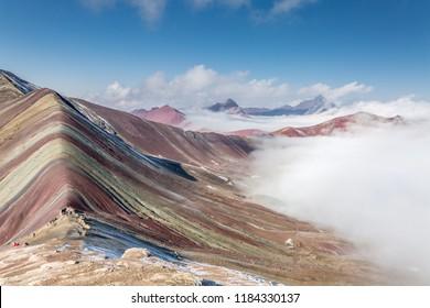 Ausangate Rainbow Mountain Cusco Peru