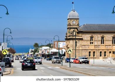 Aussie old town