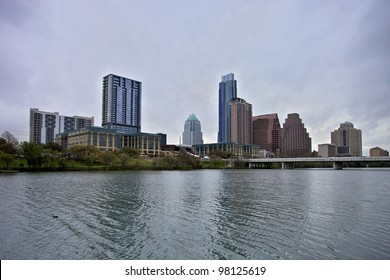Austin Downtown view