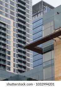 Austin skyscrapers stand tall