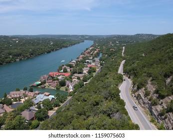 Austin, Texas - Mount Bonnell