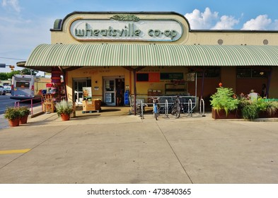 AUSTIN, TX -11 JUNE 2016- Founded in 1976, the Wheatsville Food Co-op is a community owned food cooperative with a focus on local and organic. It has several locations in Austin.