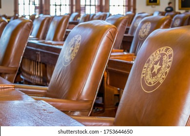 Austin, TX, USA - March 9, 2019: The House of Representative