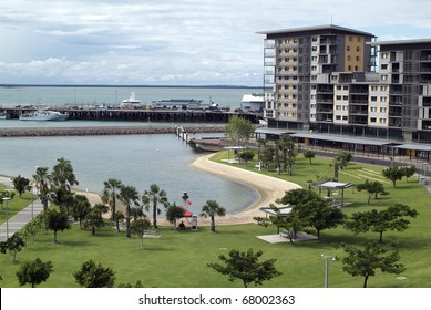 Australia, Darwin Waterfront Development and Wharf
