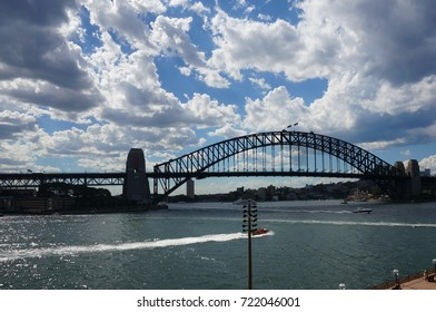 Australia harbor bridge