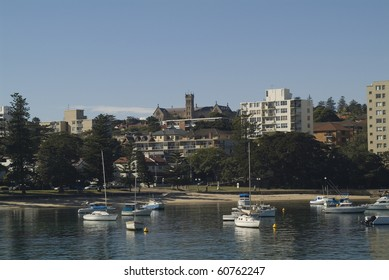 Australia, Harbor from Manly