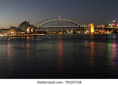 Australia, most famous & distinctive buildings,