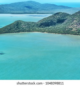 in  australia natuarl park the great reef from the high concept of paradise
