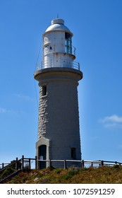 Australia, WA,  Bathurst lighthouse on Rottnest Island