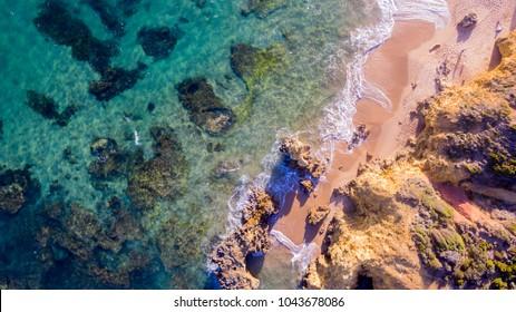 Australian Beach Down South