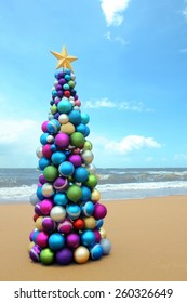 Australian Christmas at the Beach