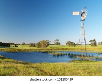 Australian farmland