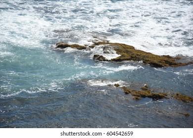 Australian ocean beach