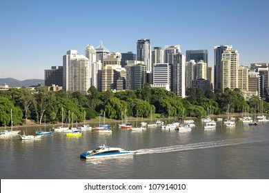 Australia's Brisbane city