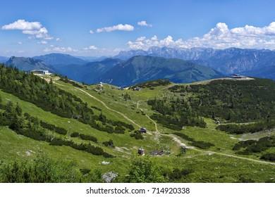 Austria,  Feuerkogel