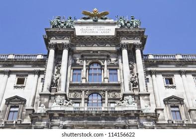 Austria, Hofburg in Vienna
