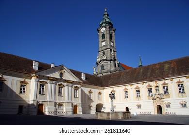 Austria monastery Zwettl